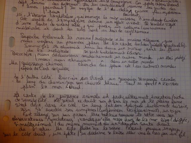 Lenormand Mystique ► Elizabeth Regula Fiechter - Page 8 P1050724