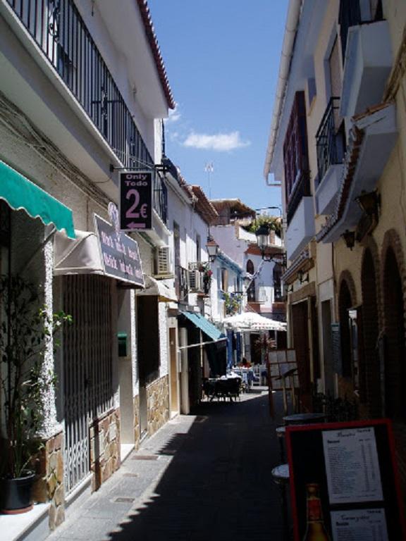 Spain Nerja Street11