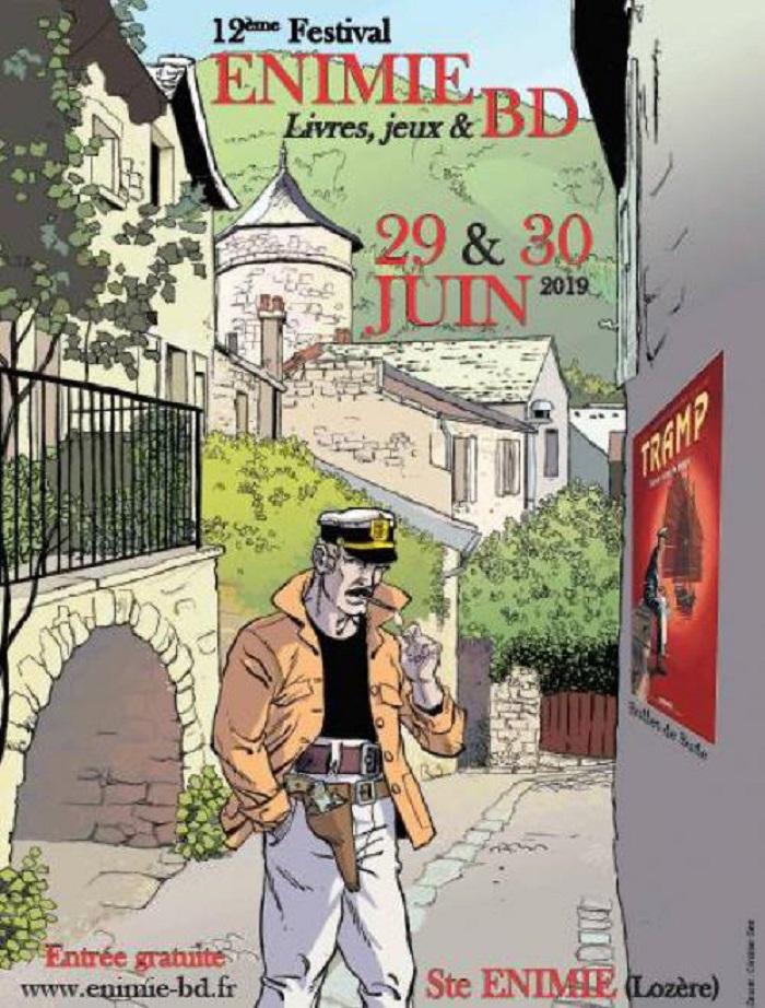 Festival Enimie BD Livres Jeux 29 et 30 juin 2019 Enimie18