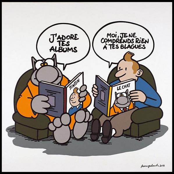 Tintin, un jeune homme de 90 ans Tintin11