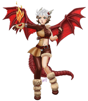 A drunken Fight v2 {PRIVATE} Dragon10