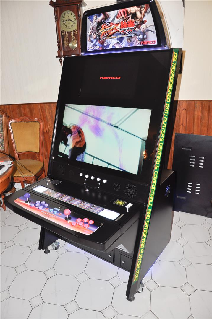 Mes bornes d'arcade : Sega Blast City MAJ 24/05/13 seconde borne Delta 32 RS HD - Consolisation MVS/AW - Page 2 _dsc0012