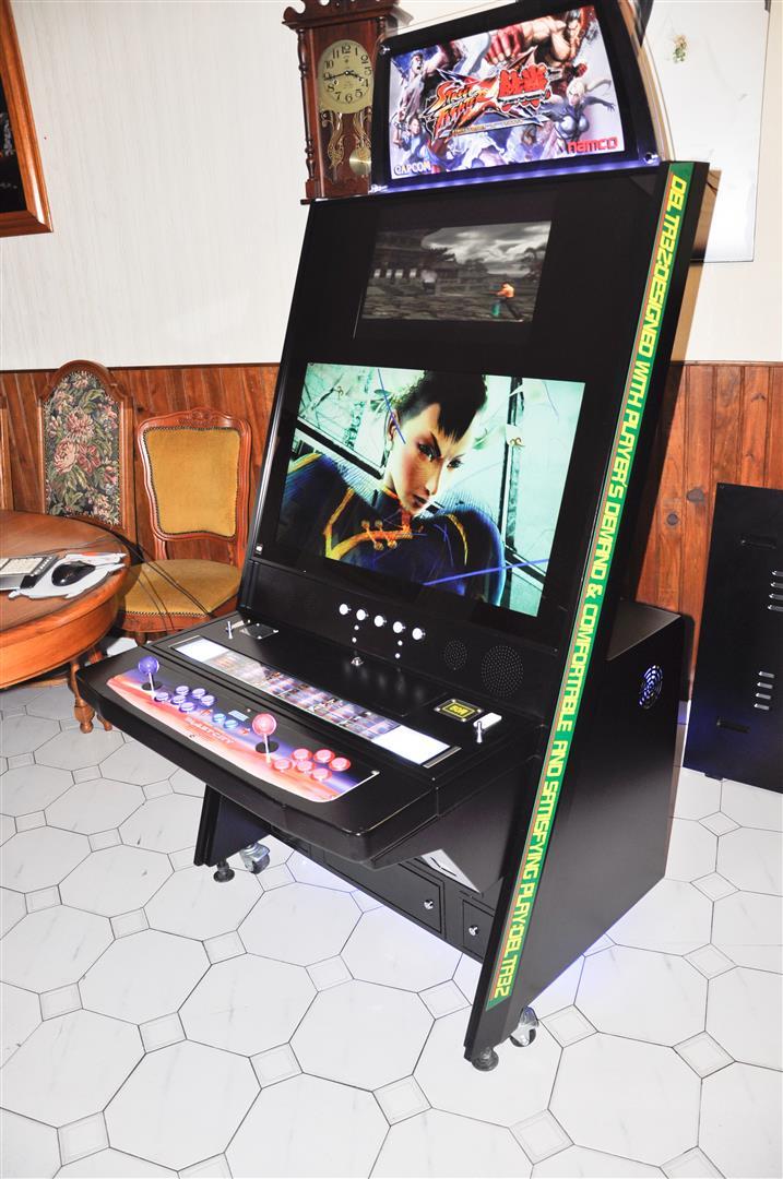 Mes bornes d'arcade : Sega Blast City MAJ 24/05/13 seconde borne Delta 32 RS HD - Consolisation MVS/AW _dsc0013
