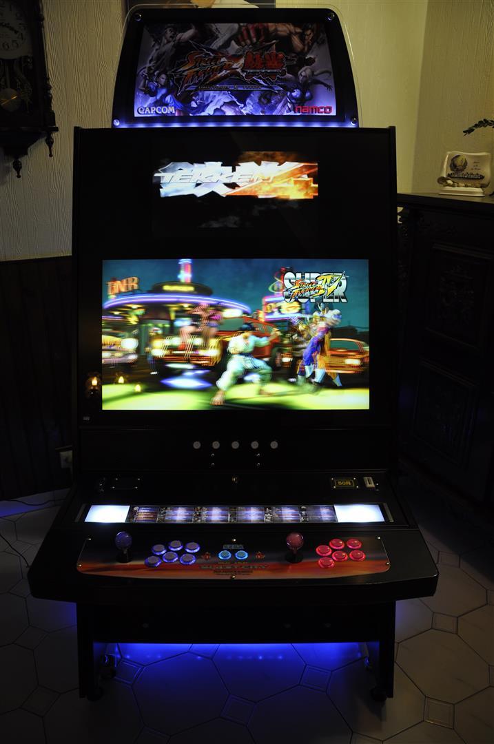 Mes bornes d'arcade : Sega Blast City MAJ 24/05/13 seconde borne Delta 32 RS HD - Consolisation MVS/AW _dsc0021