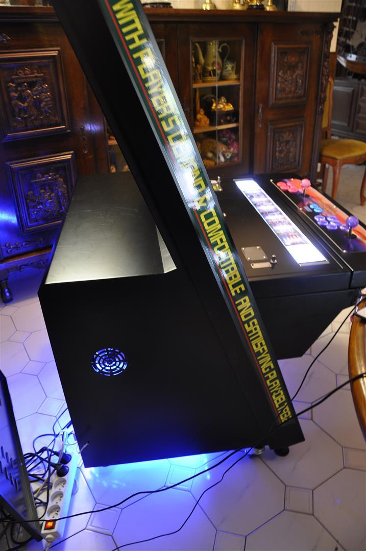 Mes bornes d'arcade : Sega Blast City MAJ 24/05/13 seconde borne Delta 32 RS HD - Consolisation MVS/AW _dsc0024