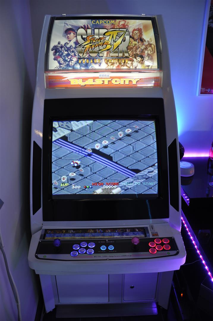 Mes bornes d'arcade : Sega Blast City MAJ 24/05/13 seconde borne Delta 32 RS HD - Consolisation MVS/AW _dsc0032