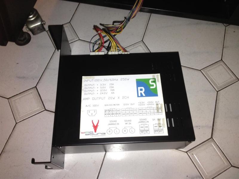 Mes bornes d'arcade : Sega Blast City MAJ 24/05/13 seconde borne Delta 32 RS HD - Consolisation MVS/AW Img_1012