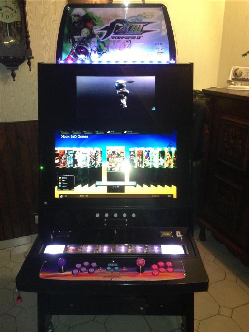 Mes bornes d'arcade : Sega Blast City MAJ 24/05/13 seconde borne Delta 32 RS HD - Consolisation MVS/AW Img_1014