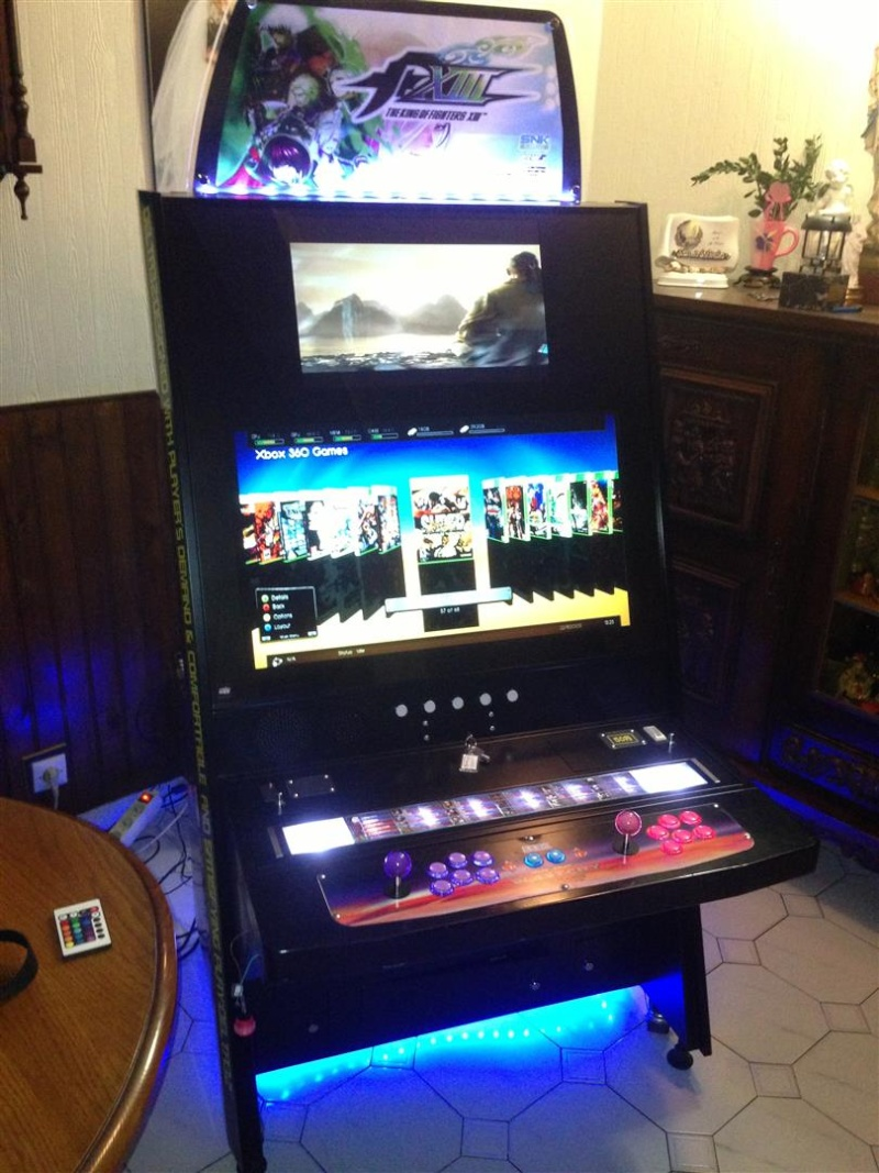 Mes bornes d'arcade : Sega Blast City MAJ 24/05/13 seconde borne Delta 32 RS HD - Consolisation MVS/AW Img_1015