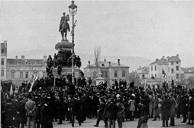 Acclamation, Serment et Sacre del Rey des Eslagnes 1929 008a10