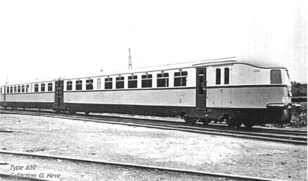 voitures voyageurs Belges Hambrg10