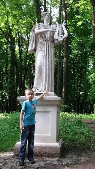 1 июня. Прогулка Царицыно. Dscf4424