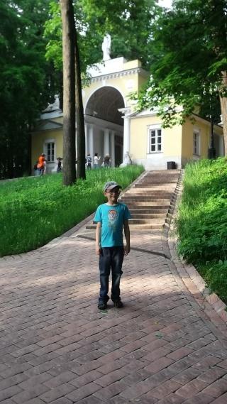 1 июня. Прогулка Царицыно. Dscf4434
