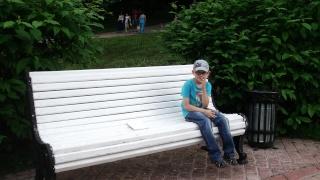 1 июня. Прогулка Царицыно. Dscf4452
