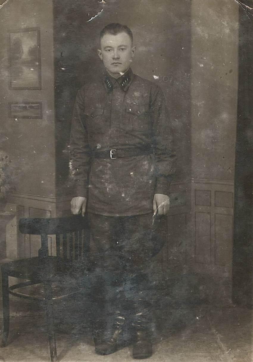 Захаренков (Захаренко) Федор Корнеевич, 08.03.1941 г., Белосток Sau10