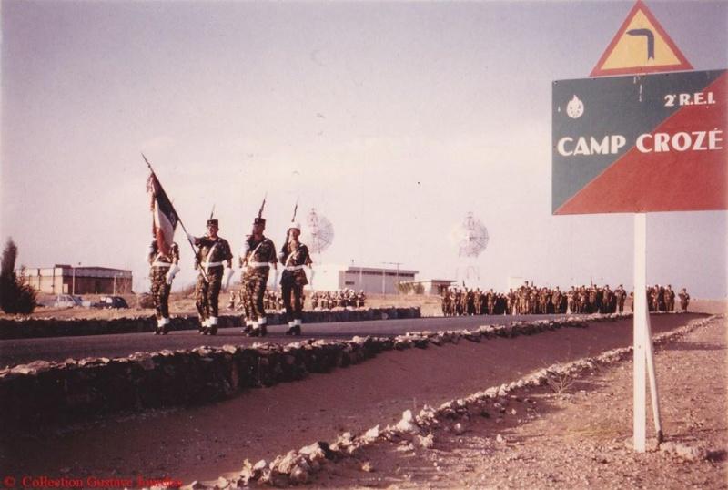 1er juillet 1967, le 2 ème REI quitte Colomb Béchar 5778_510