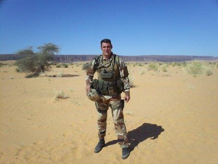 Un militaire du 1er RPIMa tué au Mali, deux autres gravement blessés 94193910