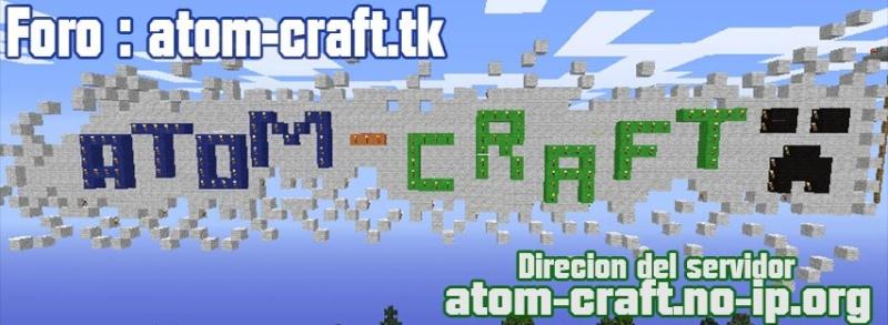 Nuevo foro permanente: www.atom-craft.com