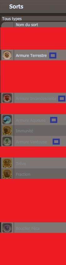 Les différents modes de jeu sur tous les personnages Fecate11