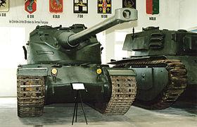 AMX 50B la bête de guerre de la France !!  Amx-5010