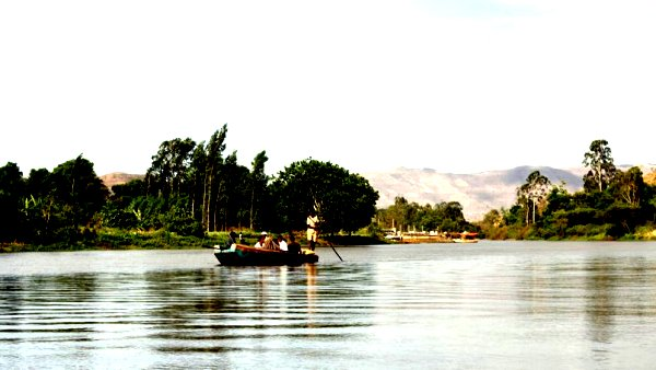 Le Nil source de convoitises pourront degenerer en guerre Mimoun11