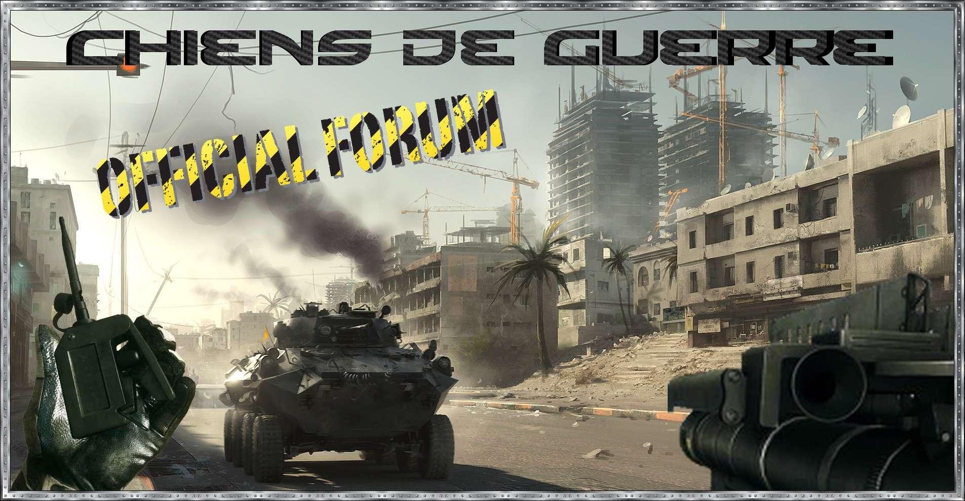 Chiens De Guerre