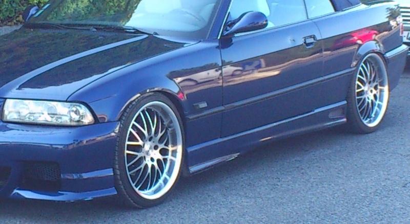 [BMW 318 i E36] Jantes Dotz en 235/35/19 Dsc_0512