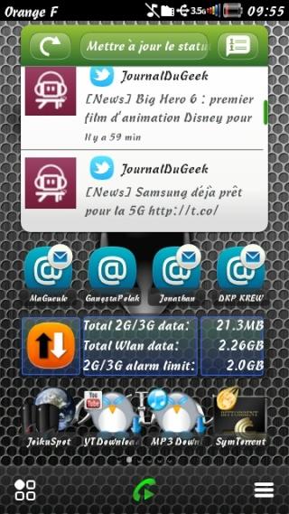 Firmware DKP BELLA ALIENWARE REFRESH v111.040.1511 pour Nokia N8 Captur14