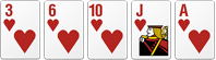 24hpoker promotion King of Hearts - €200,000  110