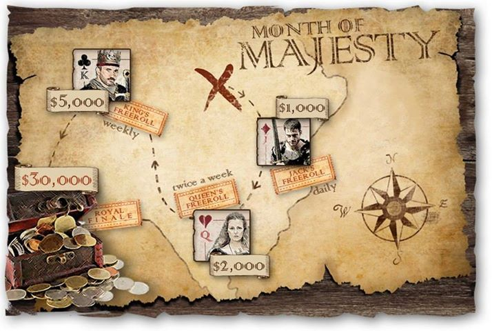 888poker MONTH of MAJESTY 97099710