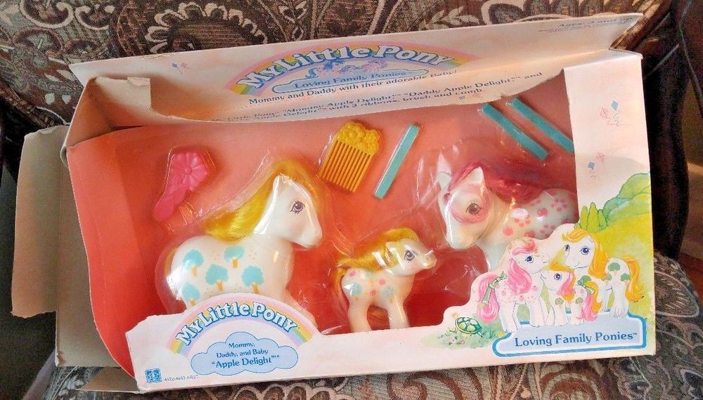 Loving Family Ponies 737a1810