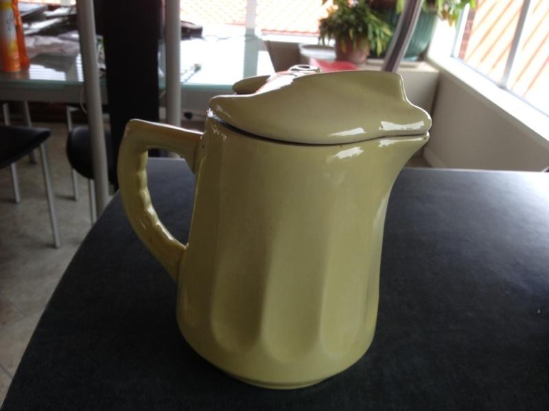 Crown lynn electric jug Photo10
