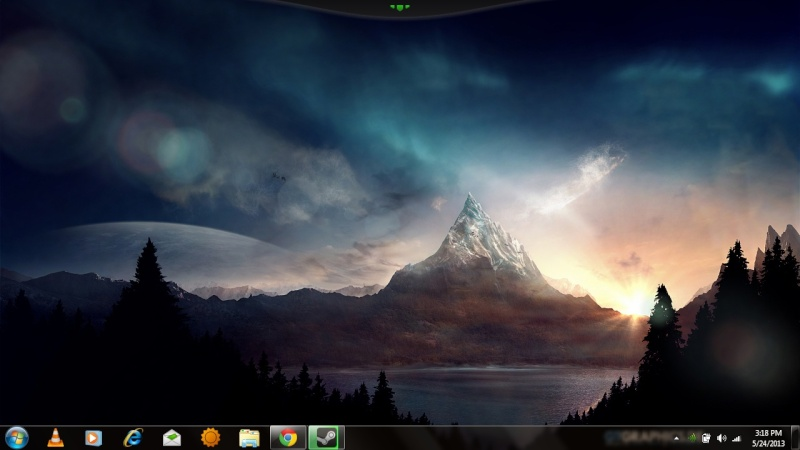 Show me your desktop Deskto10