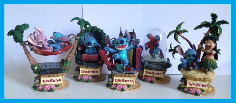 [Collection] MisterStitch et ses ... Stitch ! Photo10