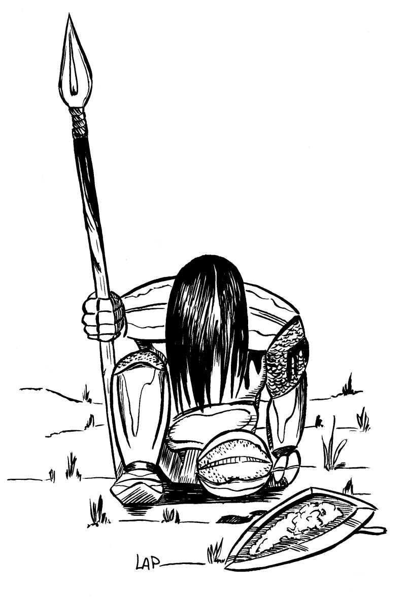Illustrateur mercenaire Cheval10