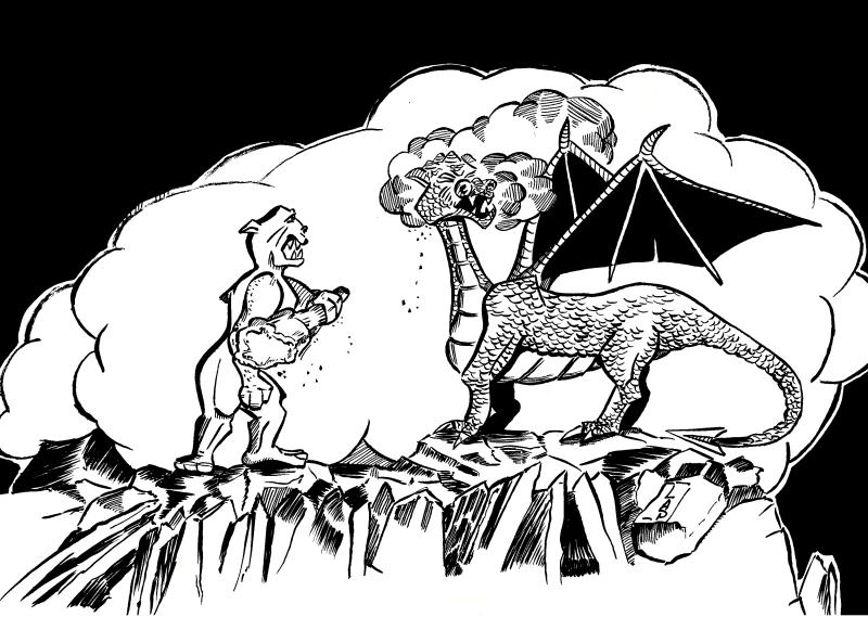 Illustrateur mercenaire - Page 2 Troll_10