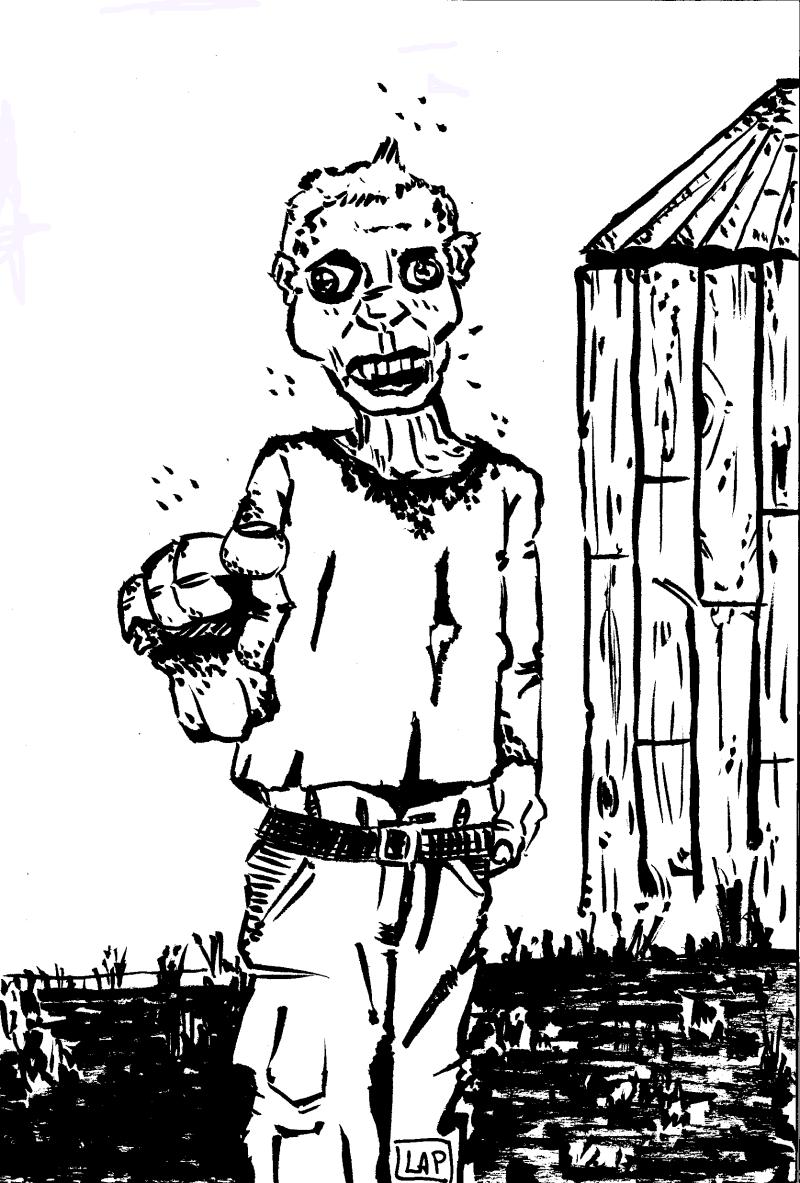Illustrateur mercenaire - Page 2 Zombie10