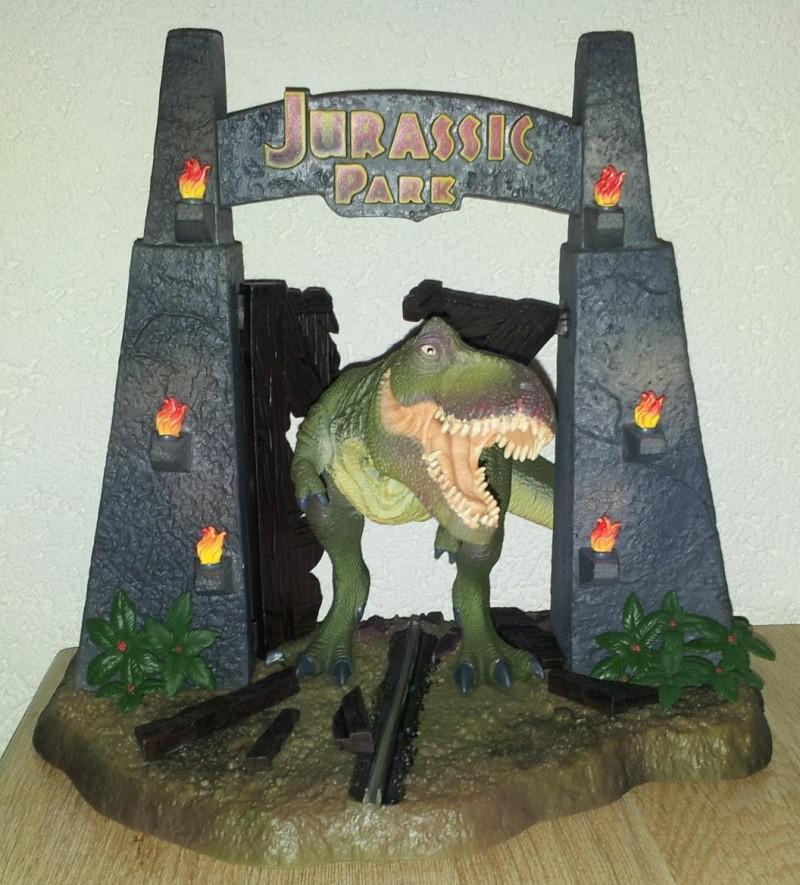 Coffret ultimate blue ray trilogie Jurassic Park 2013-013