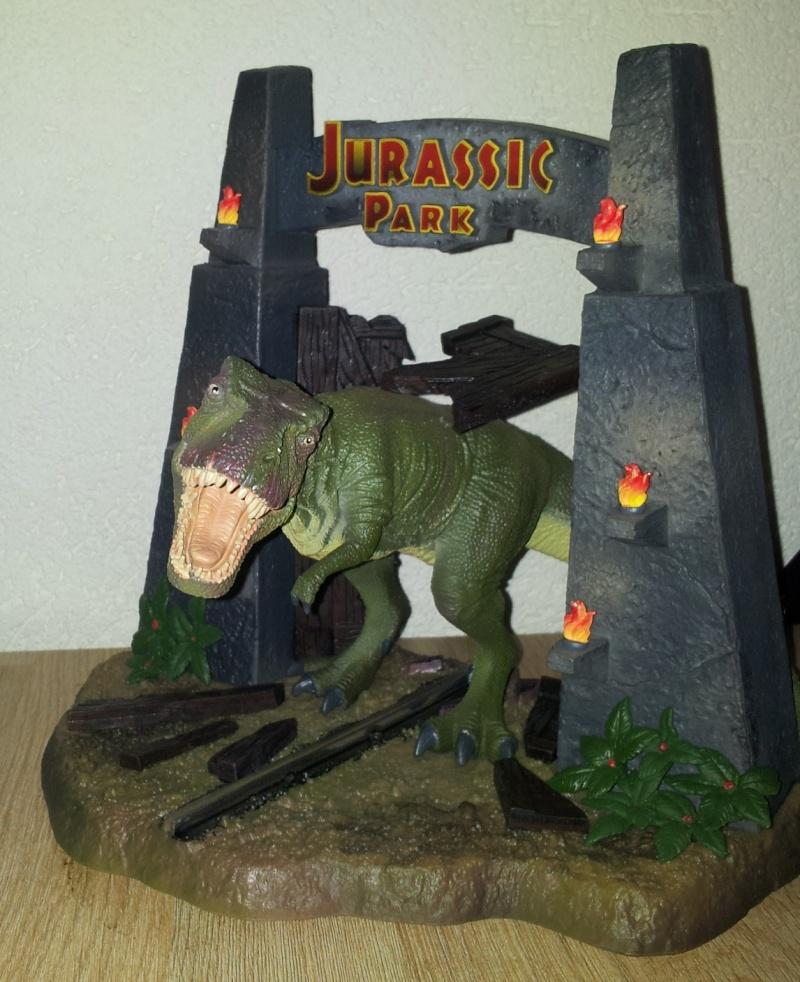 Coffret ultimate blue ray trilogie Jurassic Park 2013-014