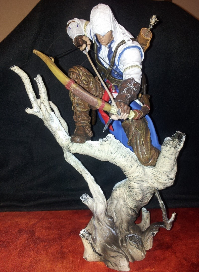 Assassin's Creed 3, figurine Connor Kenway 2013-015