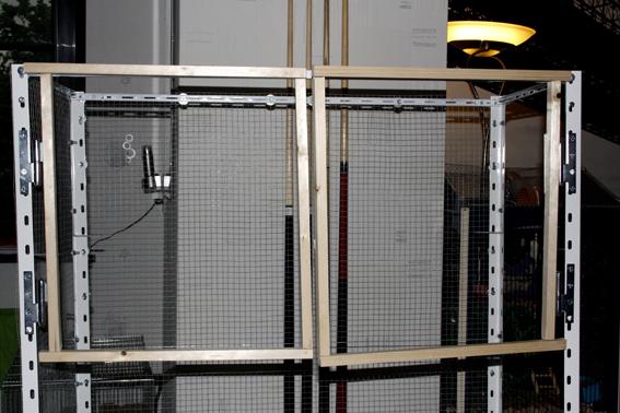 En construction d'une nouvelle cage  _mg_6926