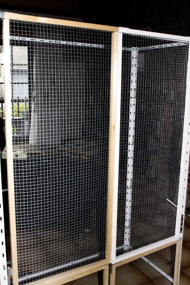 En construction d'une nouvelle cage  _mg_6928