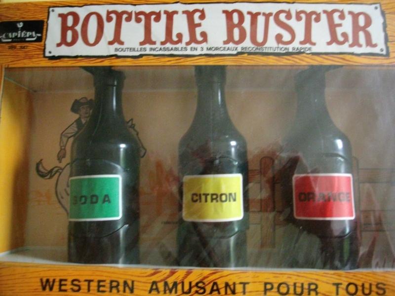 Les acquisitions de Shogun Warriors Bottle11