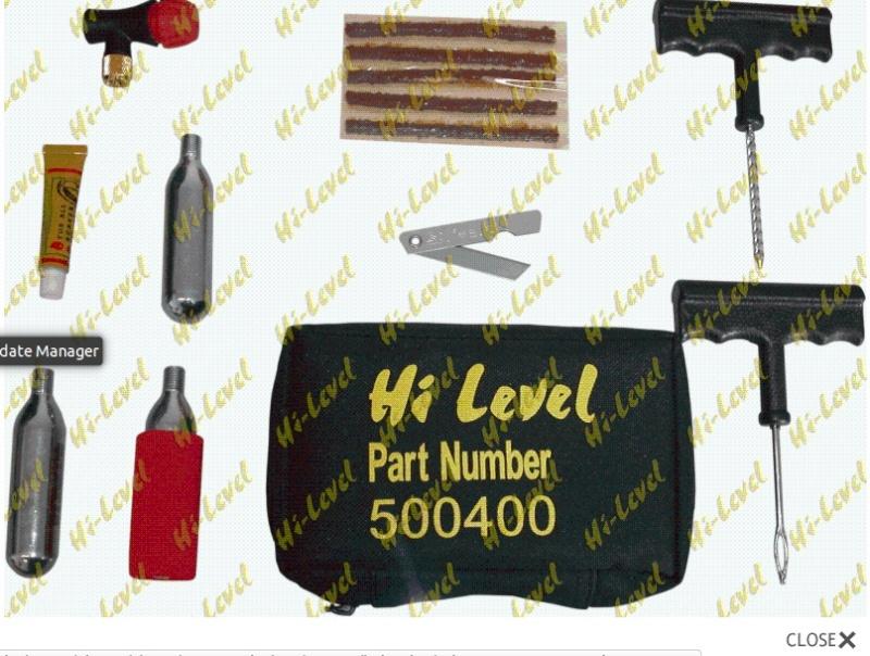Puncture repair kit Hi_lev10