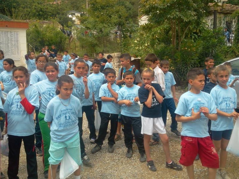 APC d'AOKAS et l'asociation sports et loisirs ont organises un marathon pour les enfants Photo379