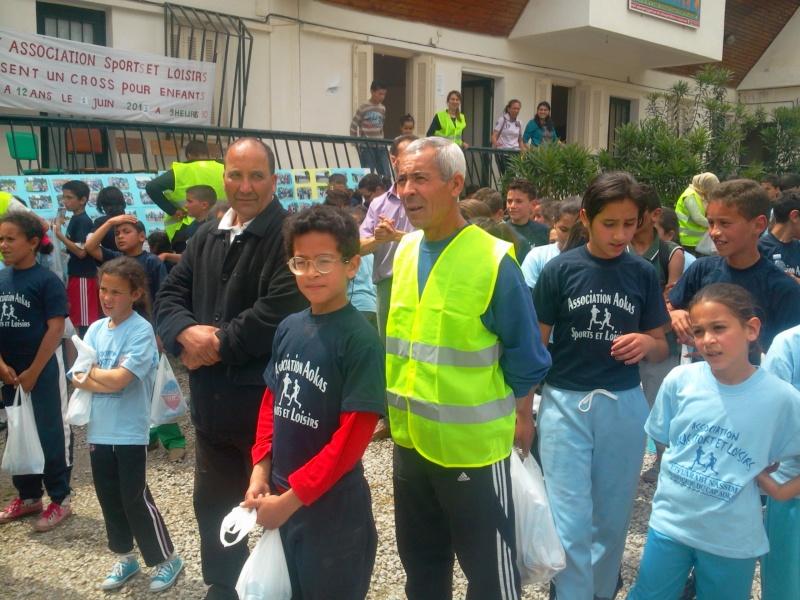 APC d'AOKAS et l'asociation sports et loisirs ont organises un marathon pour les enfants Photo382