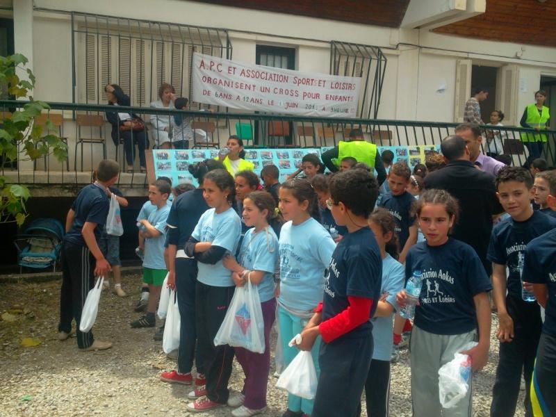 APC d'AOKAS et l'asociation sports et loisirs ont organises un marathon pour les enfants Photo384