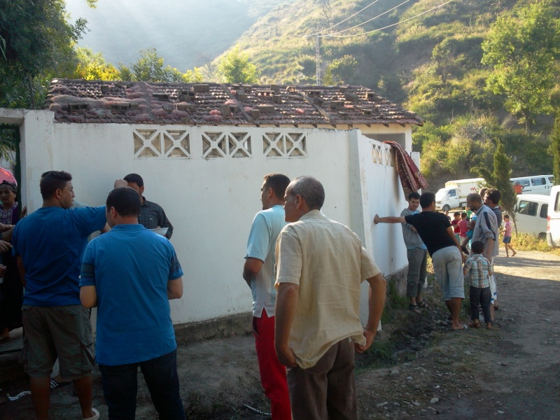 louzi3a (zerd) au village de TAREMANT d'aokas  (14-06-2013) Photo485