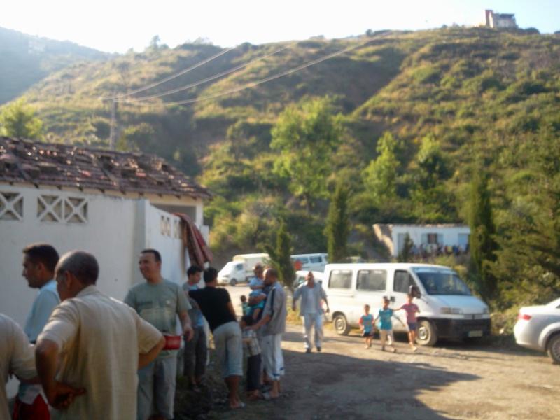 louzi3a (zerd) au village de TAREMANT d'aokas  (14-06-2013) Photo486