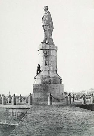 L'Expédition d'Egypte 1956 - Page 7 Statue11